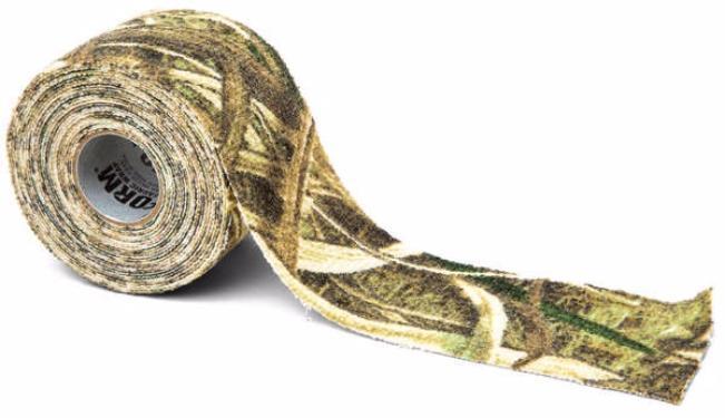 Камуф. лента многоразовая McNett (камыш) 3,7 м