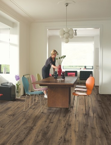 Reclaimed Chestnut brown | Ламинат QUICK-STEP ULW1544