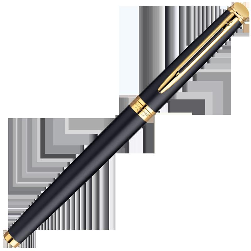 Waterman Hemisphere - Matt Black GT, перьевая ручка, F