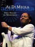 Al Di Meola ‎/ One Night In Montreal (DVD)
