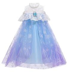 Новое платье снежинки из м/ф