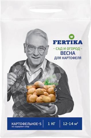 Fertika Картофельное удобрение 1кг