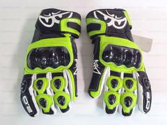 Перчатки Berik Rick Racing G-10723-BK Yellow XL