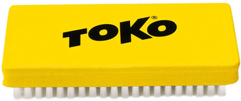 Картинка щетка Toko ручная, полировочная, полиэстр 12 мм
