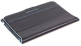 Чехол для визитных карт Piquadro Blue Square черный(AC2976B2/N)