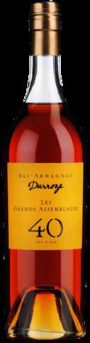 Francis Darroze Les Grands Assemblages 40 ans d'age