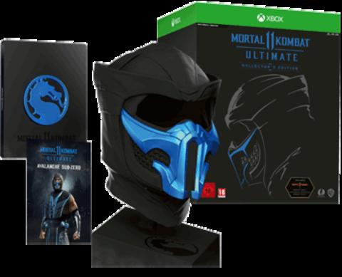 Mortal Kombat 11 Ultimate. Kollector's Edition (Xbox One/Series X, русские субтитры)