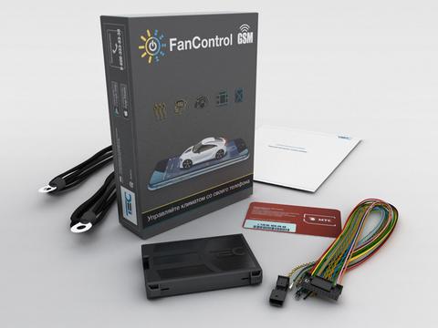 GSM модуль FanControl-GSM 4