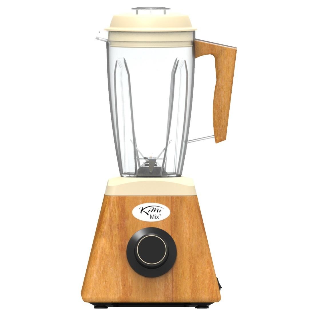 Блендеры KoMo Профессиональный блендер KoMo KoMoMix+ (деревянный корпус), молочный komomix_plus_milk_main.jpg