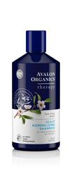 Нормализующий шампунь с маслом чайного дерева и мяты TEA TREE MINT THERAPY Scalp Normalizing Shampoo
