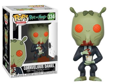 Cornvelious Daniel Rick and Morty Funko Pop! Vinyl Figure || Корнвэлиус Дэниэль Рик и Морти