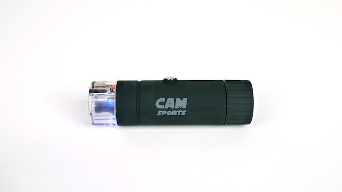Портативный видеорегистратор CAMsports EVO HD