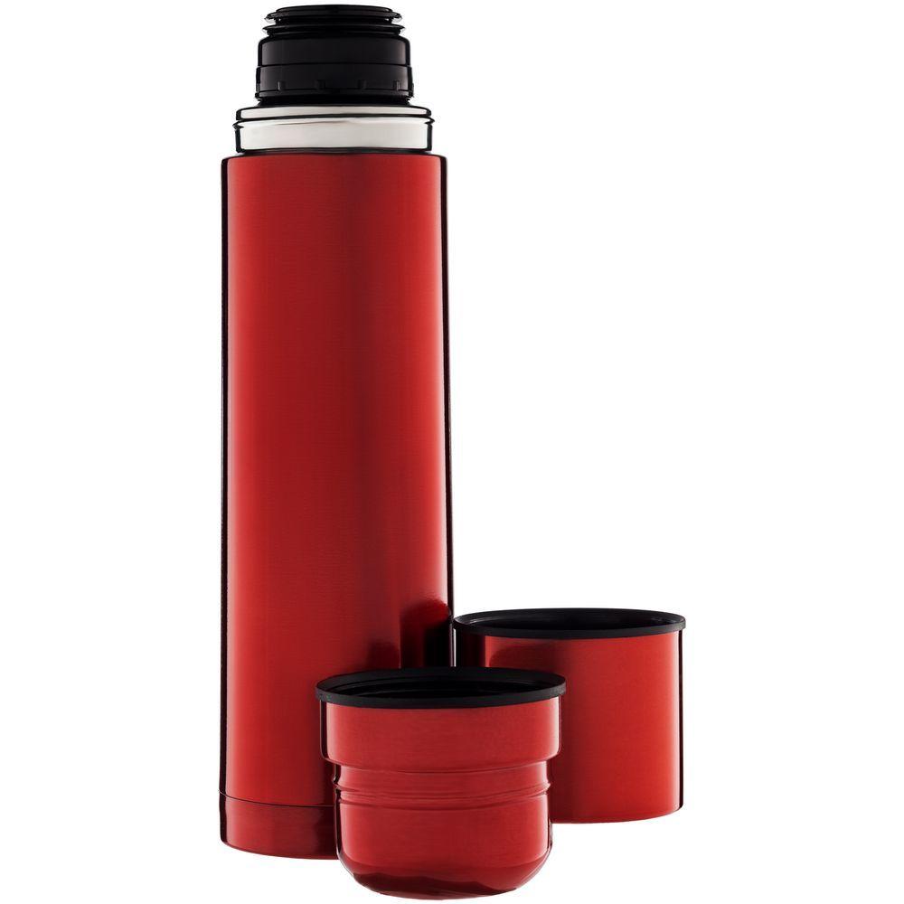 Hotwell Plus 750 Vacuum Flask, red