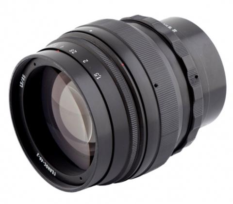 Объектив Зенит Гелиос 40-2 85mm f/1.5 для Canon EF