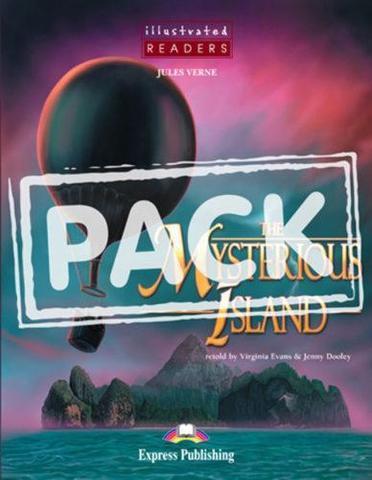 THE MYSTERIOUS ISLAND. Таинственный остров. Жюль Верн. Elementary (5-6 класс). Книга для чтения с Audio CD
