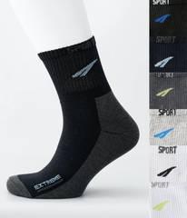 VM085 носки мужские, цветные 42-46 (3шт)