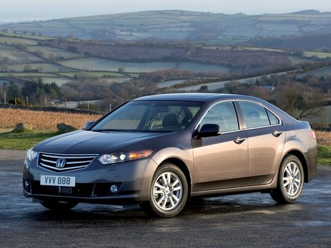 Чехлы на Honda Accord 2008–2013 г.в.