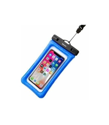 Чехол водонепроницаемый Baseus Air cushion Waterproof bag /blue/