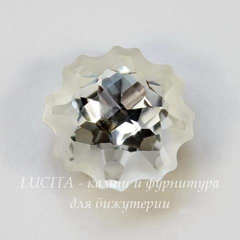 4195 Ювелирные стразы Сваровски Медуза Crystal (14 мм)