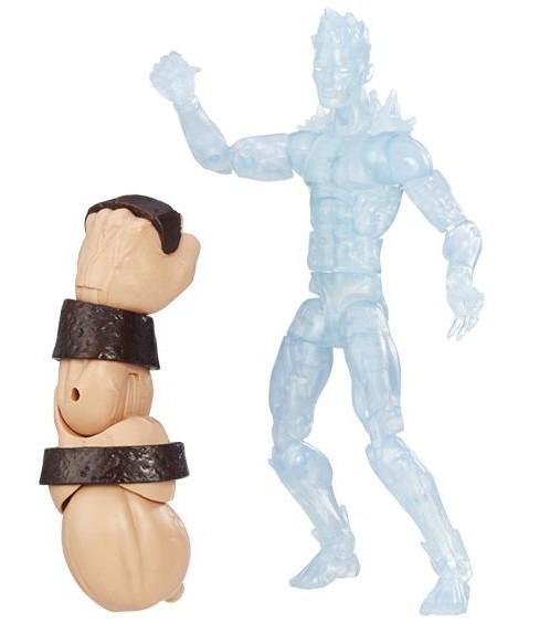 Человек-лёд - Iceman