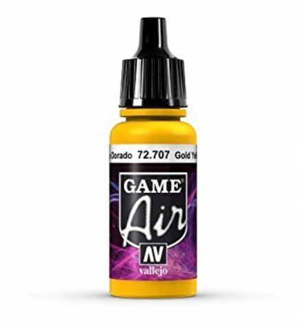 Game Air Gold Yellow 17 ml.