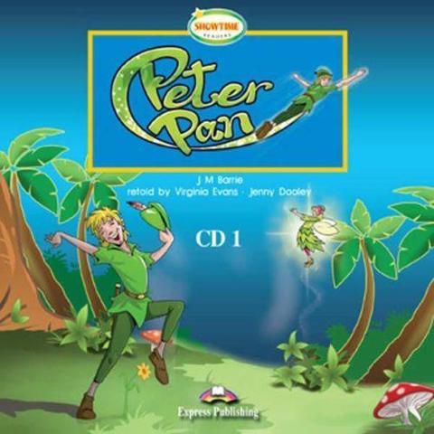 Peter Pan. Аудио CD 1