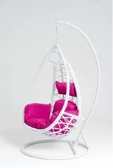 Подвесное кресло Vinotti Stefania White