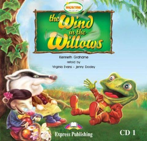 The wind in the willows. Audio CD 1