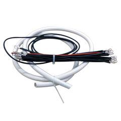 Батарейный кабель для подключения аккумуляторов ≥15Ah XJ997 Teknoware