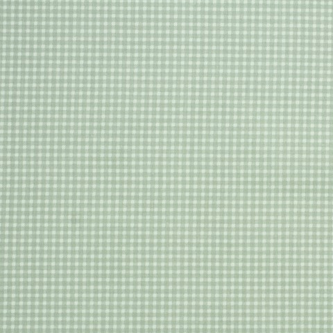 Ткань хлопковая серая клетка, отрез 50*80 см