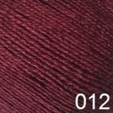 Пряжа Color City Norka 012 вишня