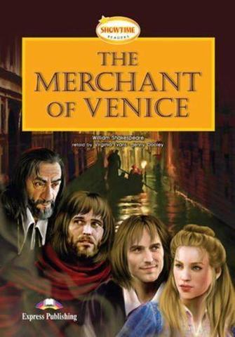 The Merchant of Venice. Венецианский купец. Уильям Шекспир. Уровень B1/B2 (9-10 класс) Книга для чтения