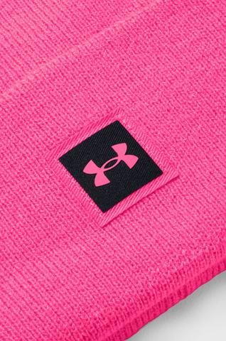 Розовая шапка UA Unisex Truckstop Beanie Under Armour