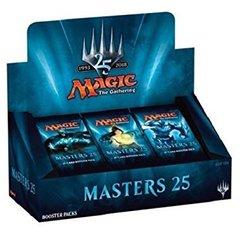 Дисплей выпуска Masters 25