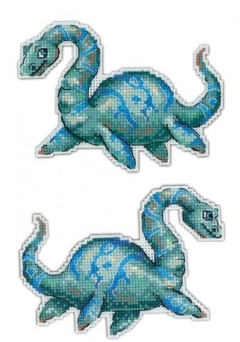 Динозавры. Плезиозавр