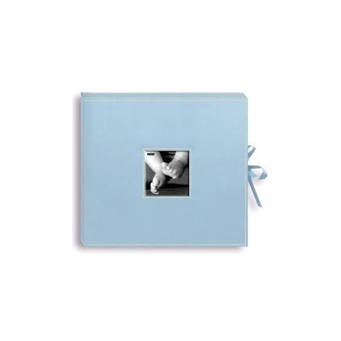 Папка на кольцах для Project Life 30х30. Обложка из экокожи. Pioneer 3-Ring Sewn Leatherette Album Box