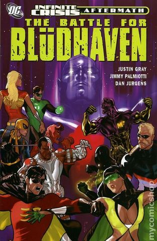 Infinite Crisis Aftermath: The Battle For Bludhaven TPB