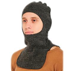 Балаклава-шлем (подшлемник) Balaclava Helmet, из верблюжьей шерсти, с начесом
