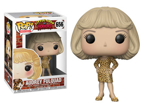 Audrey Fulquard (Little Shop of Horrors) Funko Pop! Vinyl Figure