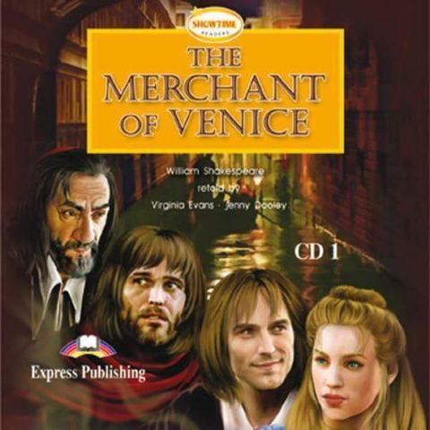 The Merchant of Venice. Венецианский купец. Audio CDs (set of 2)