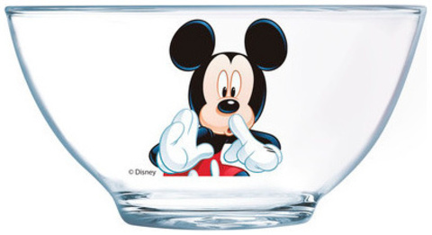 Пиала Luminarc Disney Colors Mickey 500 мл (H9231)