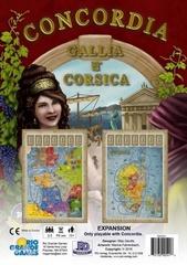 Concordia: Gallia/Corsica Expansion