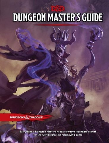 D&D Next: Dungeon Master's Guide