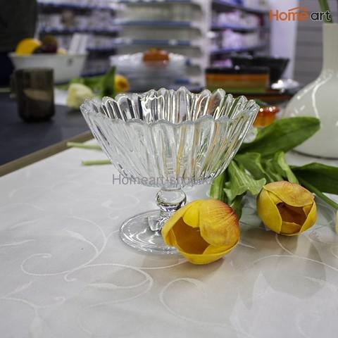 Аврора ваза для конфет на ножке 140 ml 1*6