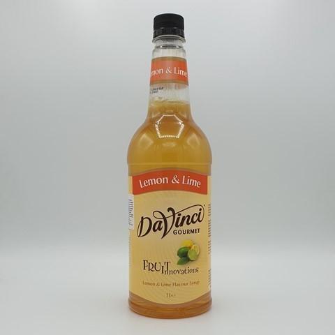 Сироп Лимон и Лайм DAVINCI, 1 л