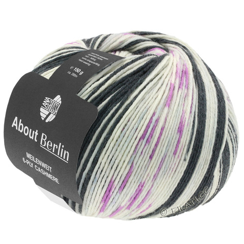 Lana Grossa About Berlin Meilenweit 6-ply Cashmere 452 купить