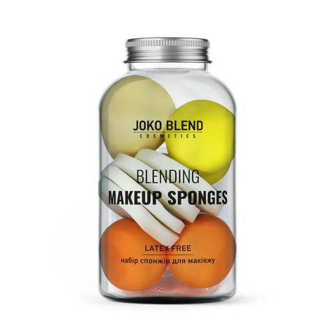 Набор спонжей для макияжа Drop Blending Makeup Sponges Joko Blend (1)