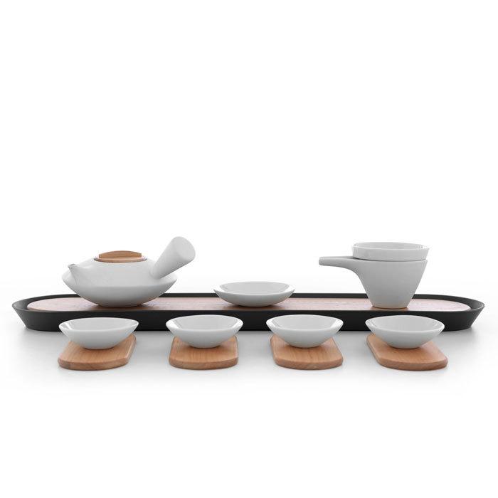 Набор для чайной церемонии Pure™ 12 предметов