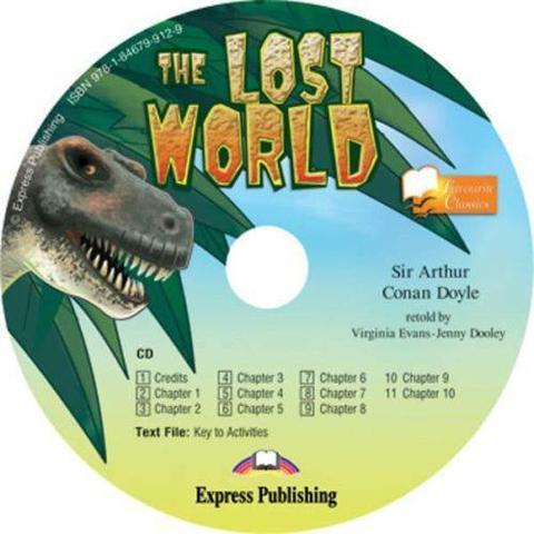 The lost world. Затерянный мир. Аудио CD