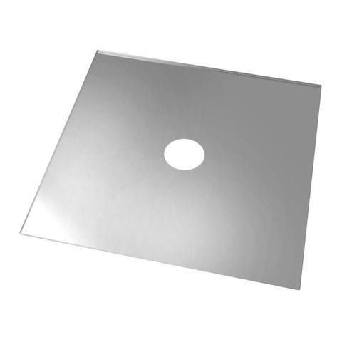 Крышка разделки потолочной, Ø115, 0,8 мм